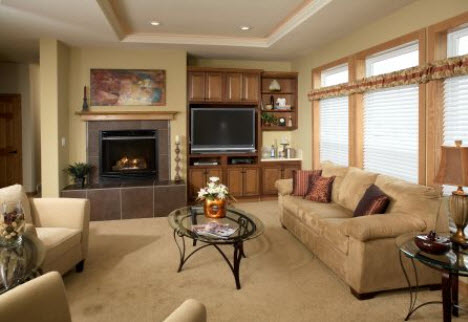Family Rooms Nebraska Manufactured Housing Association
